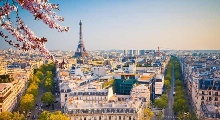 Paris, the City of Lights – 5 great reasons to visit