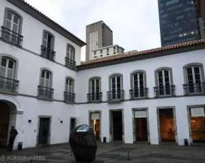 architecture in Rio de Janeiro