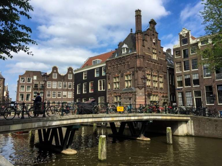 2 great reasons for visiting Amsterdam: museums and architecture