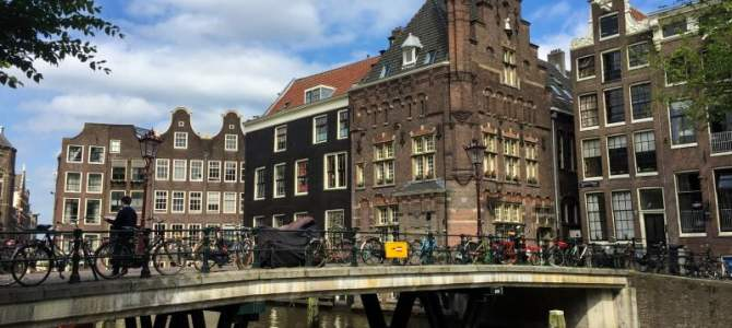 Amsterdam's museums and architecture
