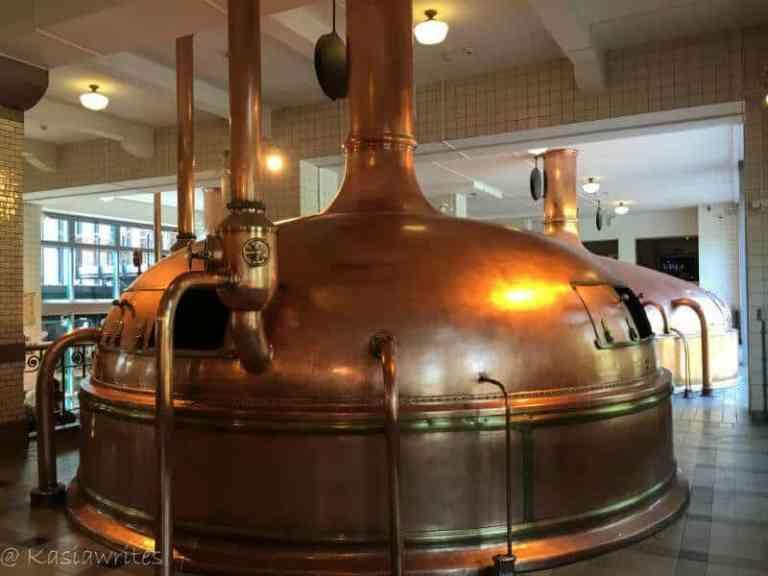 beer making drums