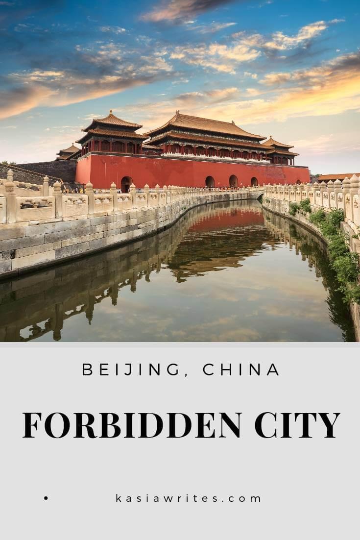 Visiting the Forbidden City in Beijing | kasiawrites cultural travel