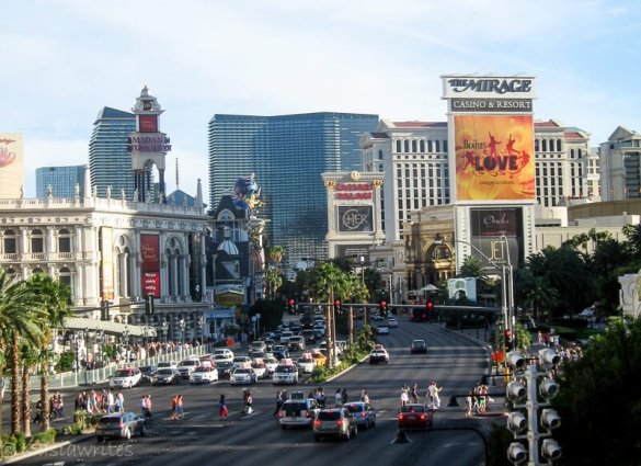 Las Vegas history: beyond the glitz and glamour