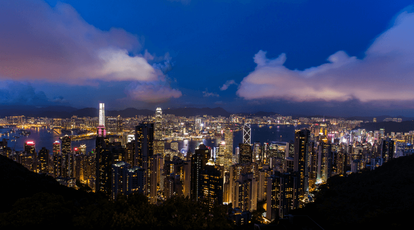 Hong Kong bucket list