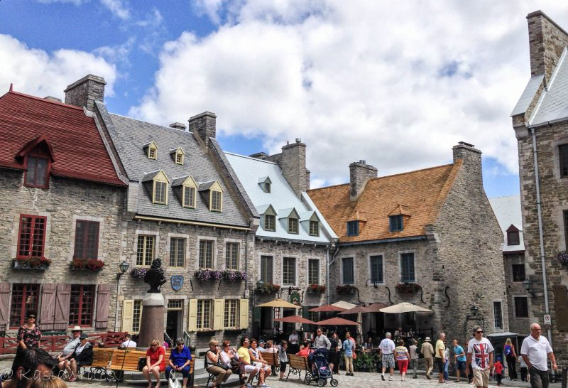quebec city itinerary