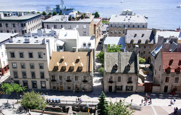 Ideal Quebec City itinerary