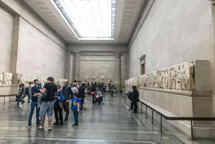 inside the british museum