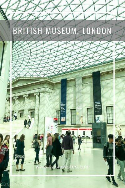 visit to british museum