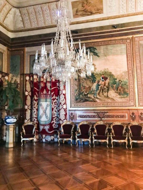 royal palace Lisbon