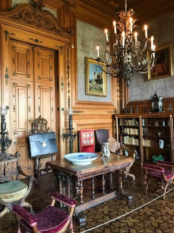 Lisbon museums: Ajuda National Palace   kasiawrites cultural travel