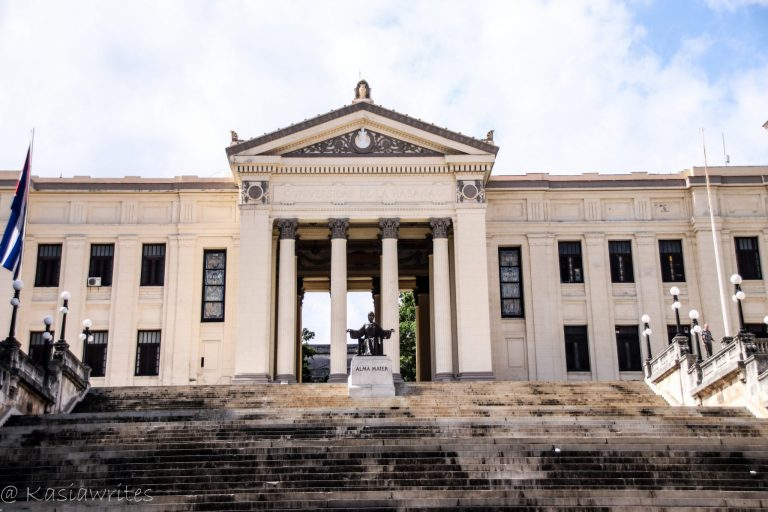 500 years of architecture in Havana: a historical walk through time | kasiawrites