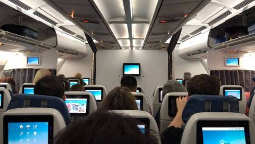 the future of travel: people on the airplane travel tips