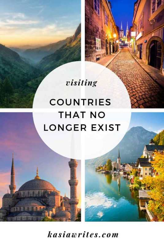 countries that no longer exist collage