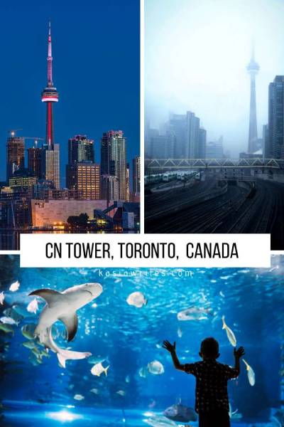 Why the CN Tower should be on your list of things to do in Toronto   kasiawrites cultural travel