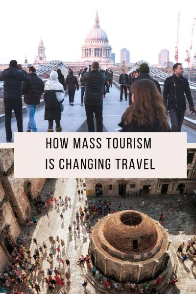 Overtourism reality: how mass tourism is changing travel   kasiawrites cultural travel
