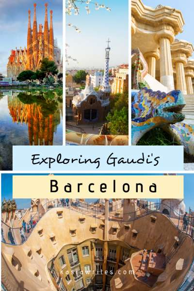 Known for his Catalan ModernismIn style, Gaudi left his mark on Barcelona. Follow in his footsteps, marvel at the Sagrada Familia and stroll along the La Rambla in search of adventure.