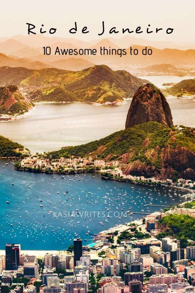 10 awesome things to do in Rio de Janeiro | kasiawrites
