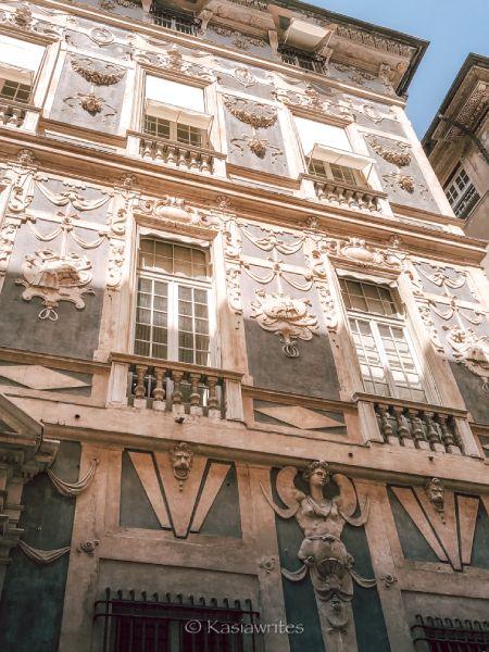 architecture in Genoa