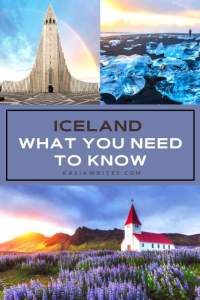 Here is what you need to know before heading to Iceland. Practical info and how to manage your expectations will help you plan your trip.