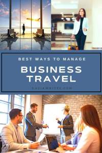 5 Practical tips for making the best of business travel | kasiawrites