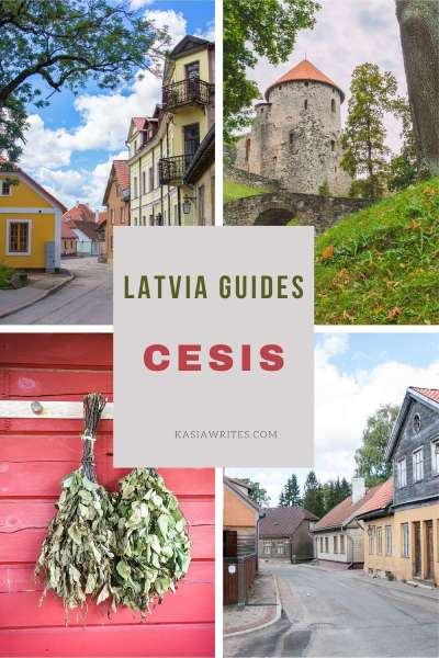 Exploring Cesis, Latvia's charming 800-year-old town | kasiawrites