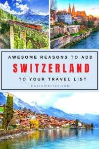 Swiss travel: 10 fun facts about Switzerland   kasiawrites cultural travel