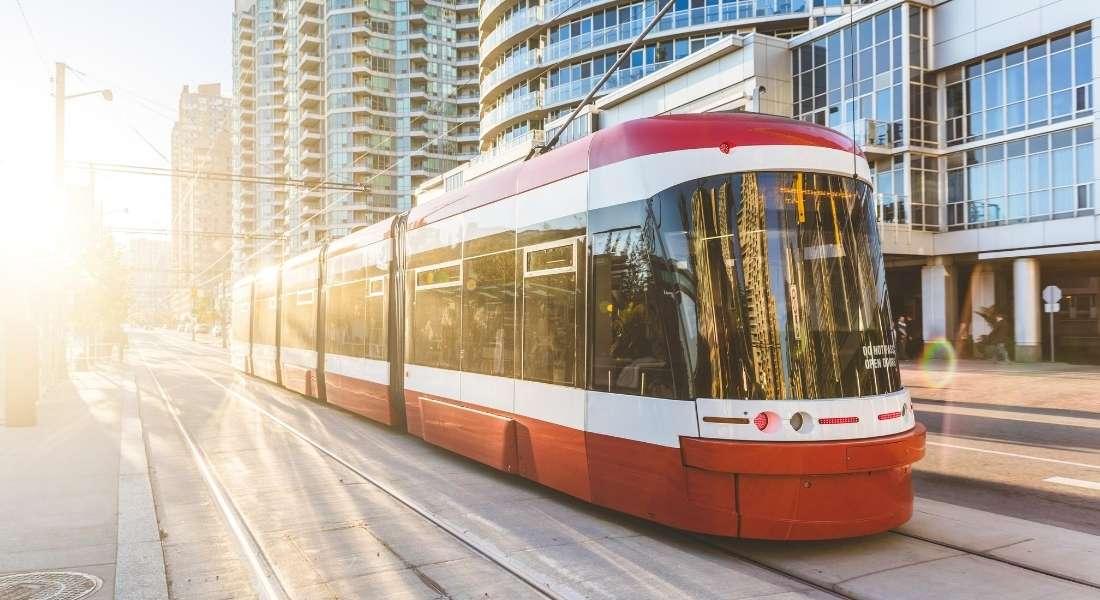shows filmed in Toronto often show streetcars