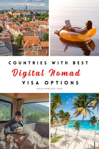 Digital nomad visa: 10 best countries for remote workers   kasiawrites cultural travel