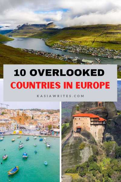 10 overlooked countries in Europe