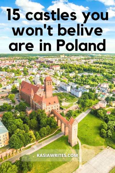 15 Castles in Poland