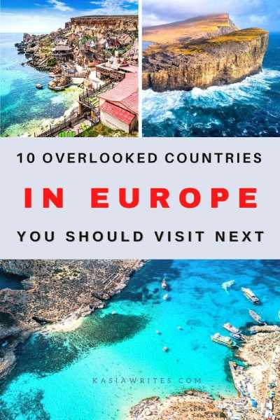 overlooked countries in Europe