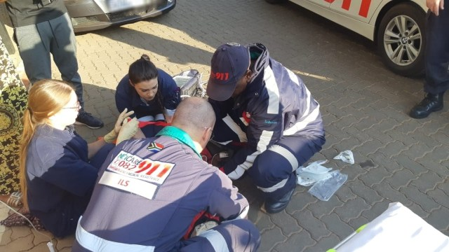 Boy Injured