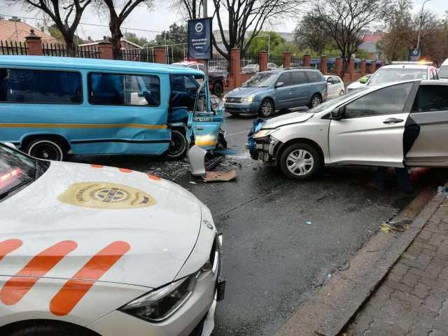 Parktown Accident