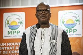 Burkina Faso President