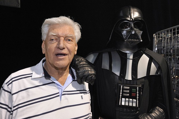 Dave Prowse has died