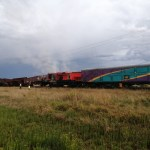 6 people injured in North West freight and passenger train collision2