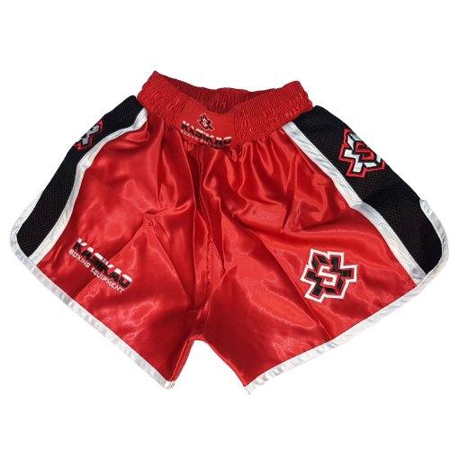 Pantalón Baby Clásico Rojo/Negro