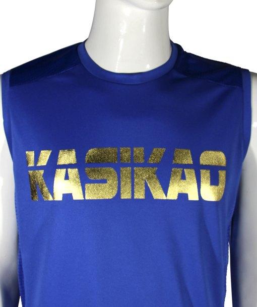 Camiseta sin mangas técnica Kasikao