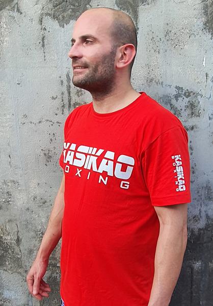 Camiseta kasikao técnica fight