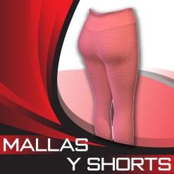 Mallas y Shorts