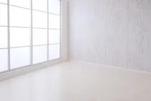 白のカラーのフローリングは昔から人気のあるフローリング