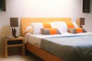 寝室に向く床材