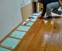 床リフォーム自分でフローリング(フロア)を貼ってみよう(準備・基礎知識編)