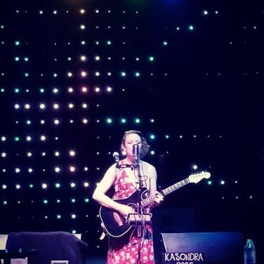 A fan photo from my show in Grand Rapids, MI. July 19