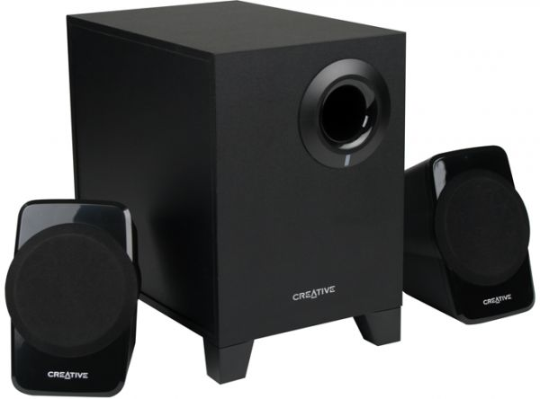 CREATIVE A120 - 2.1Ch PC Speakers with Subwoofer