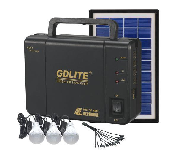GDLITE 8006 A Solar Lighting System