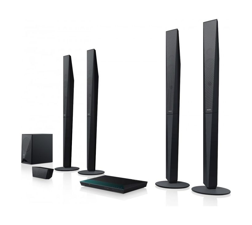 Sony 1000W 5.1Ch Bluetooth DVD Home Theatre System (DAV-DZ950)