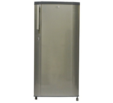 Refrigerator, 170L, Direct Cool, Single Door, Hairline Silver