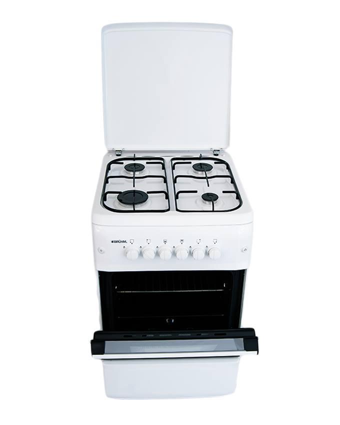 Bruhm BGC – 4 Gas – 50cm x 55cm Cooker –(5040NW)