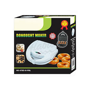 8 Pcs Doughnut Maker